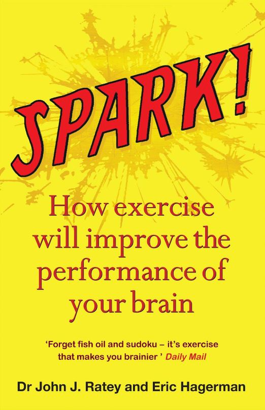 Image - Spark: How exercise will improve the performance of your brain